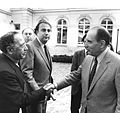 Emile Touati with François Mitterrand. May 1981.jpg