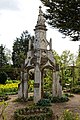 Enfield Market Cross at Myddelton House, Enfield, London - view 04.jpg