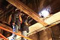 Engineers Inspect Steel Beams (6941653551).jpg
