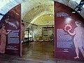 Entrée de l'exposition, salle 1. Musée archéologique national de Gioia del Colle.jpg