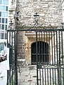 Entrance to St Andrew Undershaft - geograph.org.uk - 921469.jpg