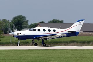 Epic LT Turboprop homebuilt aircraft type