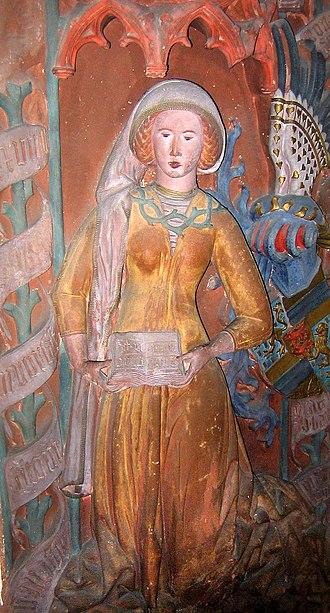 Adriana of Nassau-Dillenburg - Adriana of Nassau-Dillenburg
