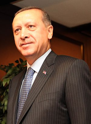 Conservative democracy - Turkish President Recep Tayyip Erdoğan, who coined the term 'conservative democracy'