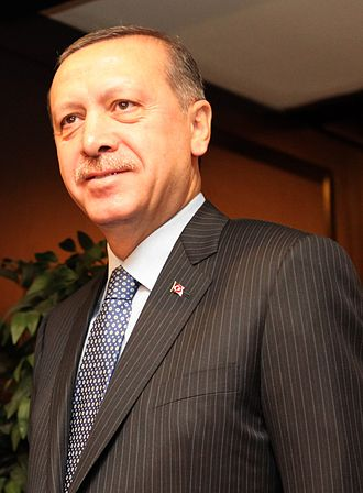 Conservative democracy - Turkish President Recep Tayyip Erdoğan, who coined the term 'conservative democracy'