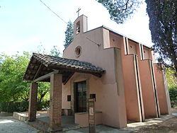 Ermita del Sant Crist de Llaceres, Sant Cugat-5.JPG