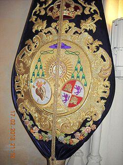Escudo de la Hdad. de los Gitanos.JPG