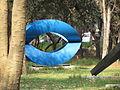 Esculturas en el jardín del Museo de Arte Moderno de la Ciudad de México 02.JPG