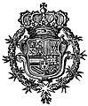 Escut d'Armes de Felip V extret del Decret de Nova Planta.jpg