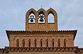 Espadanya del convent nou de sant Rafael, Belchite.JPG