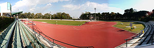 1994 World Junior Championships in Athletics - Image: Estadio de Honra EUL 2012