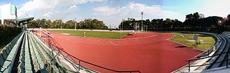 Estádio Universitário de Lisboa - Image: Estadio de Honra EUL 2012