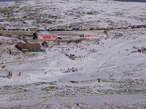 Seia - Vodafone Ski Resort, Serra da Estrela, in Loriga.