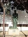 Estatua al llaurador, Altea, Plaza de la Cruz.jpg
