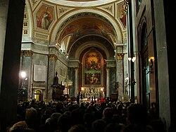 Esztergom - Meszlényi beatification 1.JPG