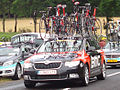 Etape 8 du Tour de France 2011 Voiture BMC.jpg