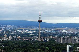Europaturm - Europaturm from Main Tower