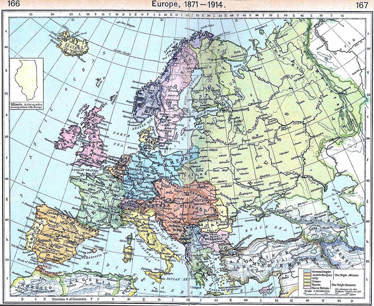Plany Operacyjne Przed I Wojna Swiatowa Wikipedia Wolna