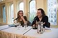European Voices A Reading & Conversation with Christos Ikonomou and Karen Emmerich (25961024224).jpg