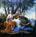 Eustache Le Sueur - The Muses Clio, Euterpe and Thalia (1652-55).jpg