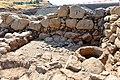 Excavations, Neo-Assyrian fortress, at Usu Aska, Darband-i Rania, Sulaymaniyah Governorate, Iraqi Kurdistan.jpg