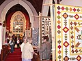Exhibition of Patchwork Quilts at Menai Bridge - geograph.org.uk - 1570318.jpg