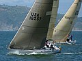 Express 37's in St Francis YC Spring One Design 2010.JPG