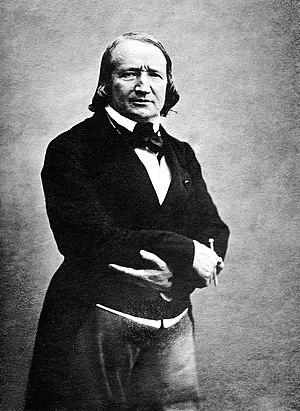 Alfred de Vigny - Vigny, by Félix Nadar.