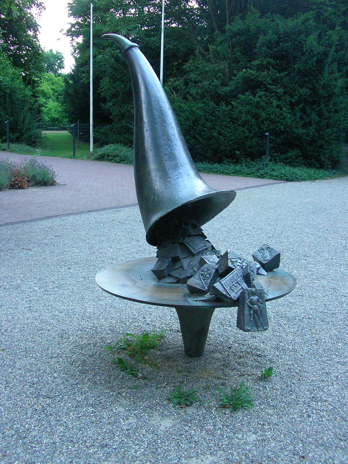 Füllhorn (Skulptur) – Wikipedia