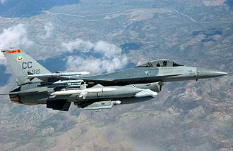 522d Special Operations Squadron - 522d F-16C Block 50P 92-3921