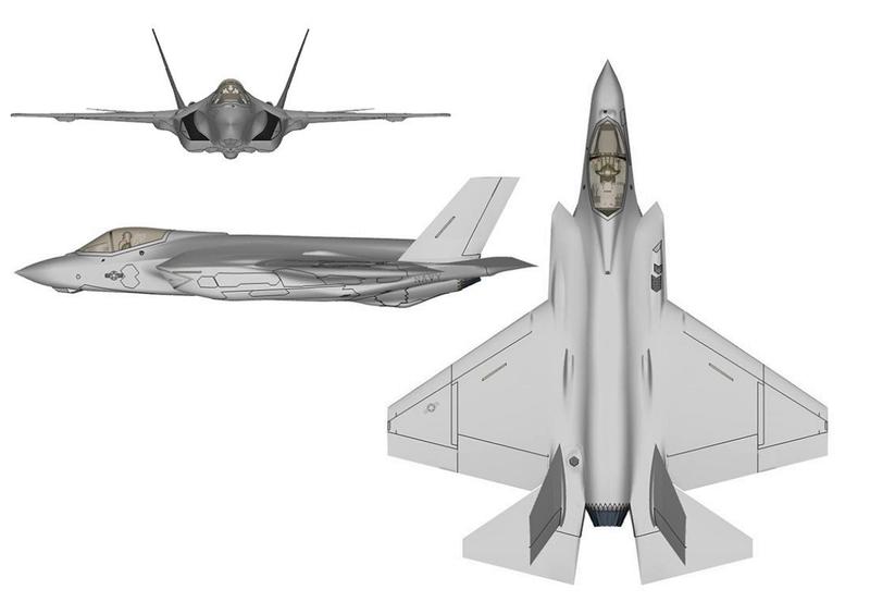 F-35のC。海軍型。