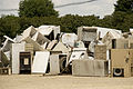 FEMA - 36468 - Damaged and destroyed appliances stacked for pick up in Iowa.jpg