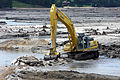 FEMA - 36709 - Track loader moving debris in a lake bed in Wisconsin.jpg