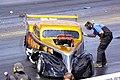 FIA MSA Pro Mod - Chevrolet Coupe - Santa Pod 2010 (4656723247).jpg
