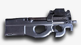 Image illustrative de l'article FN P90