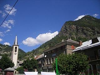 La Condamine-Châtelard Commune in Provence-Alpes-Côte dAzur, France