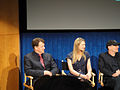 FRINGE On Stage @ the Paley Center - John Noble, Anna Torv, Akiva Goldsman (5741151615).jpg