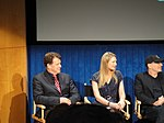 File:FRINGE On Stage @ the Paley Center - John Noble, Anna Torv, Akiva Goldsman (5741151615).jpg