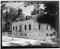 FRONT AND SIDE FACADES - Emelie Grosse House, Columbia, Monroe County, IL HABS ILL,67-COLUM,1-11.tif