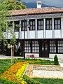 Facade of Buhalov Han (Owl's Inn) - Karlovo - Bulgaria - 01 (43252052812).jpg
