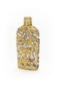 Facettslipad glasflaska med guld från 1700-talet - Skoklosters slott - 92323.tif
