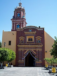 Church of Santa María Tonantzintla - Wikipedia