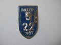 Fahrradkennzeichen Salzburg Hallein 1937.JPG