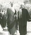 Faisal with Haj Amin al-Husseini.jpg