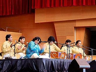 Music of Pakistan - Faiz Ali Faiz, a qawwali artist live in concert