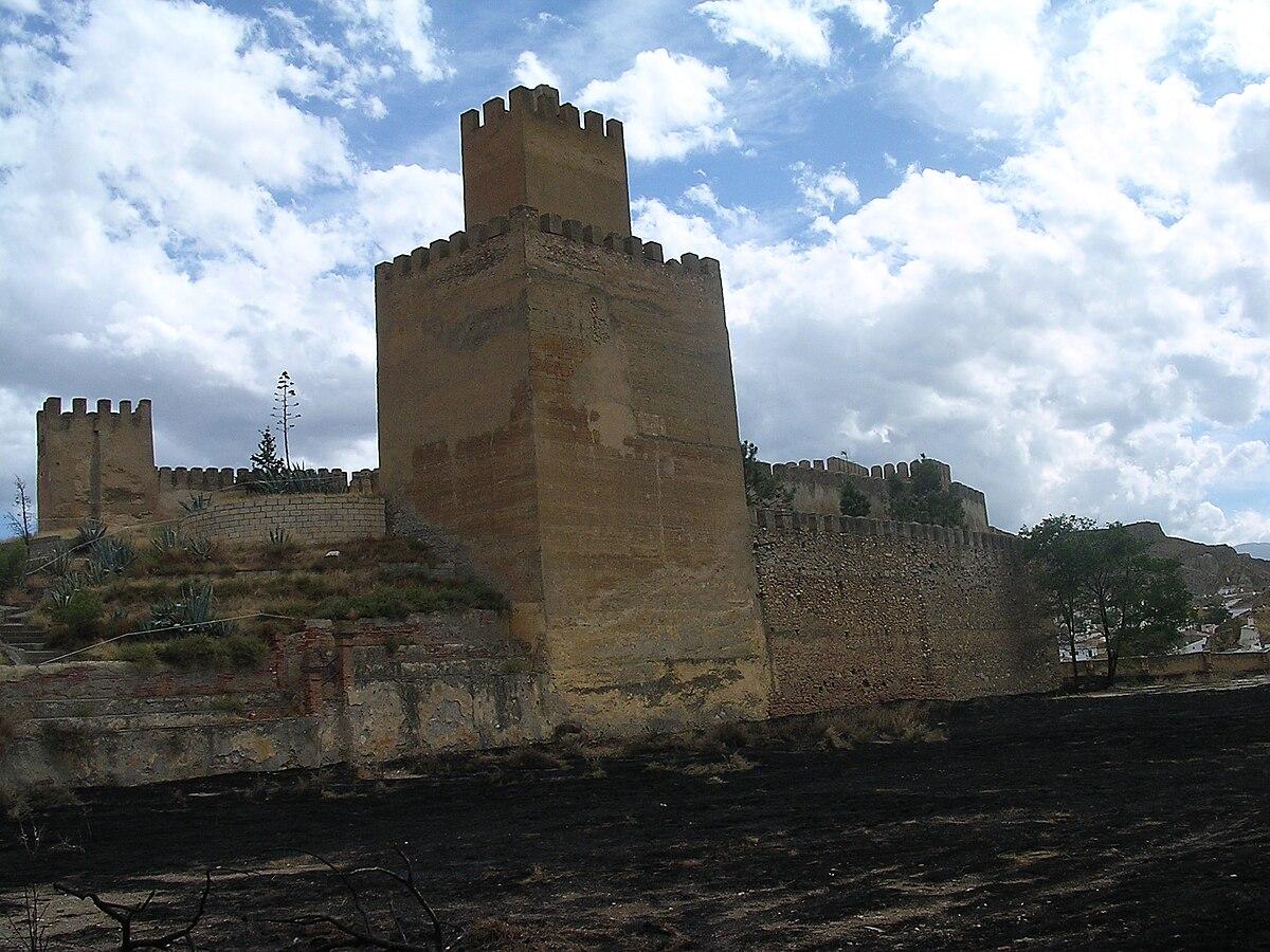 Alcazaba de guadix wikipedia la enciclopedia libre - Caja granada en madrid ...