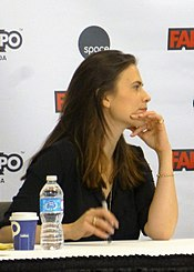 Fan Expo 2016 - Hayley Atwell 02 (33132245405).jpg