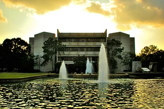 University of Houston - Stephen Power Farish Hall