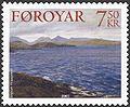 Faroe stamp 531 Hoyvik.jpg