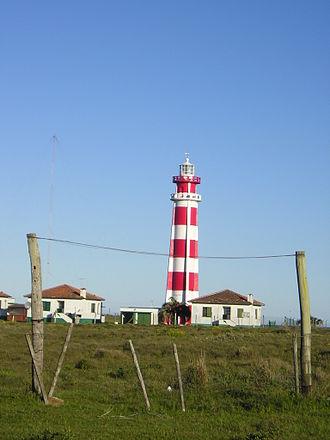 Santa Vitória do Palmar - Image: Farol da Barra